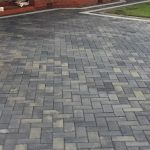 Block Paving Driveways in Felling