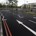 Road Line Markings Haverton Hill